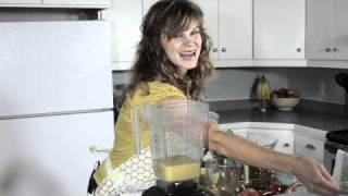 Fruit Salad And Agave Poppyseed Dressing