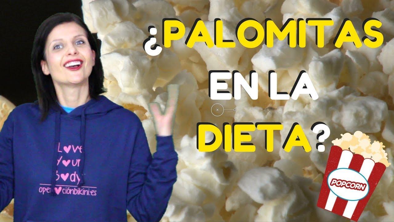 ¿Puedo comer palomitas de maíz en la dieta cetosis?