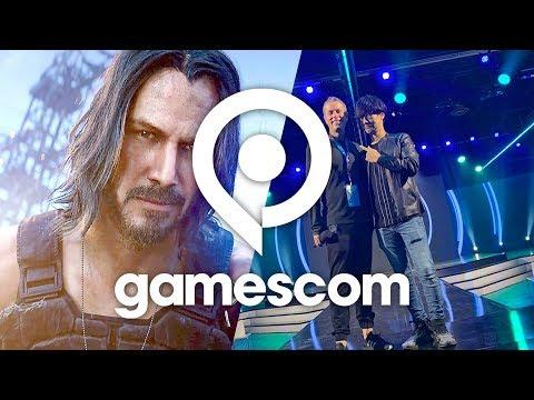 Gamescom 2019 на