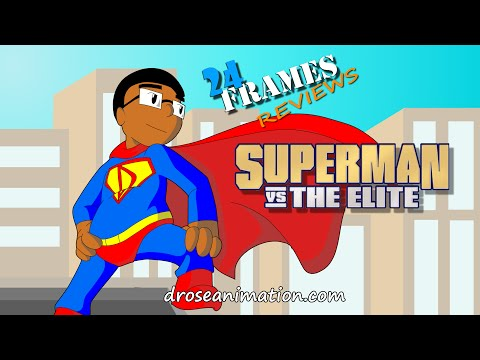 SUPERMAN VS. THE ELITE - A 24 Frames Review