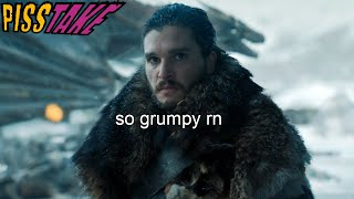 Beyond the Wall | Game of Thrones Pisstake (Season 7 Episode 6)