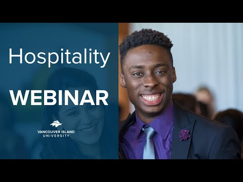 Graduate Diploma in Hospitality Management - Meet The Faculty Webinar
