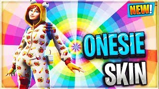 NEW Fortnite ONESIE SKIN