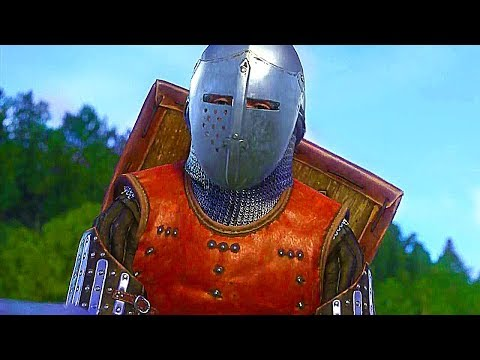 Kingdom Come Deliverance - NEW Gameplay Demo (Open World RPG Game) 2018