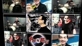 """Javi Molina (Hombres G) & Los Olvidados - """"Escribiendo tu nombre"""" -2008 - HD"""