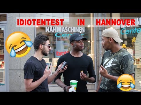 IDIOTENTEST HANNOVER | JamTV