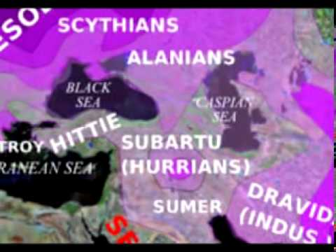 THE NATIVE EUROPEANS and the first civilizations