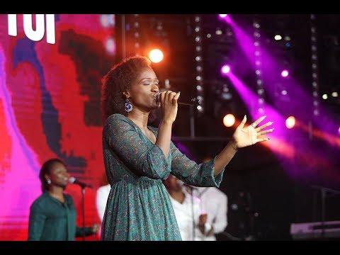 We testify / Nous proclamons - ICC Gospel Choir | Grâce MN