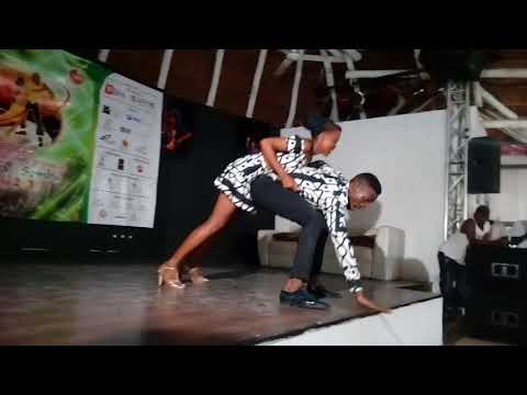 Cinara & Fanio - Kizomba & Semba Vice Champions - Angola 2017