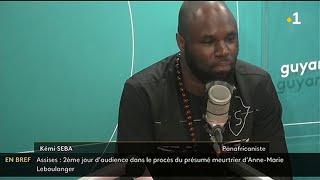 Invi Thé Café : Kémi Séba, activiste panafricaniste