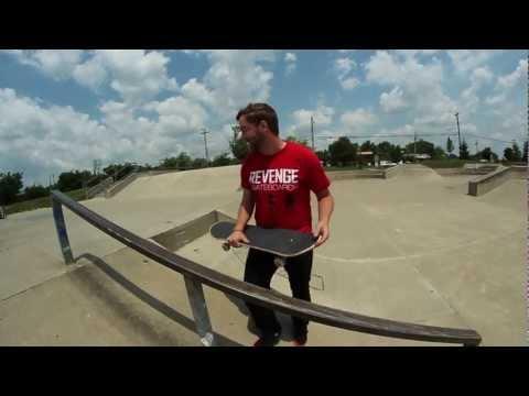 How To Skate Handrails (or Die!)