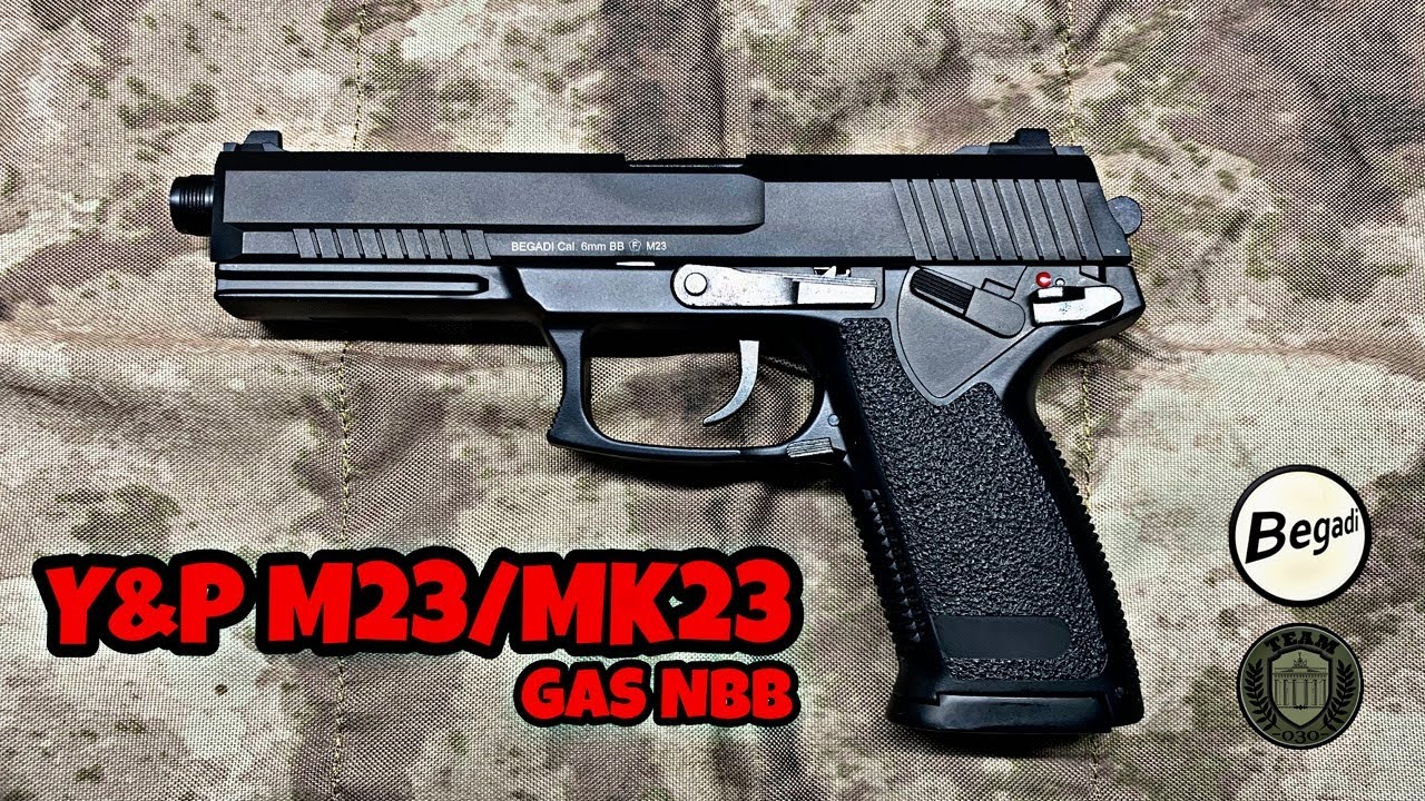 [REVIEW] Y&P M23/MK23 Gas NBB Backup