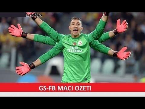 Galatasaray 0 - 0 Fenerbahçe CAPSLER Havada Uçuştu, Spor Toto Süper Lig Derbi Maçı