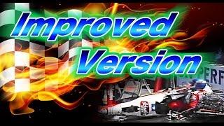 Kevin Cogan Big Crash 1989 Indy 500  [Improved Version]