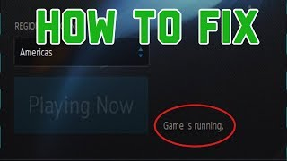 """How To Fix """"game Running"""" Blizzard Launcher Bug!"""