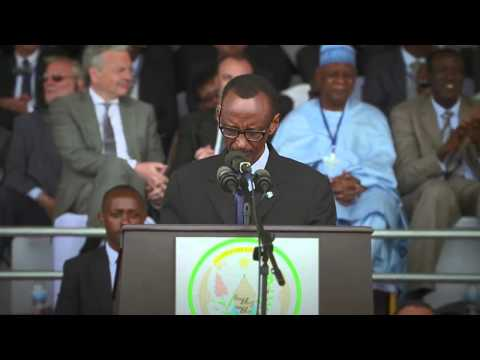 """Les faits sont têtus"" Kagame on France's role during the Genocide against Tutsi"