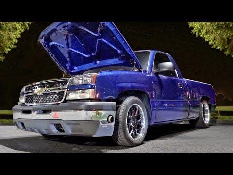 Twin Turbo Silverado STREET RACING! (1500hp)