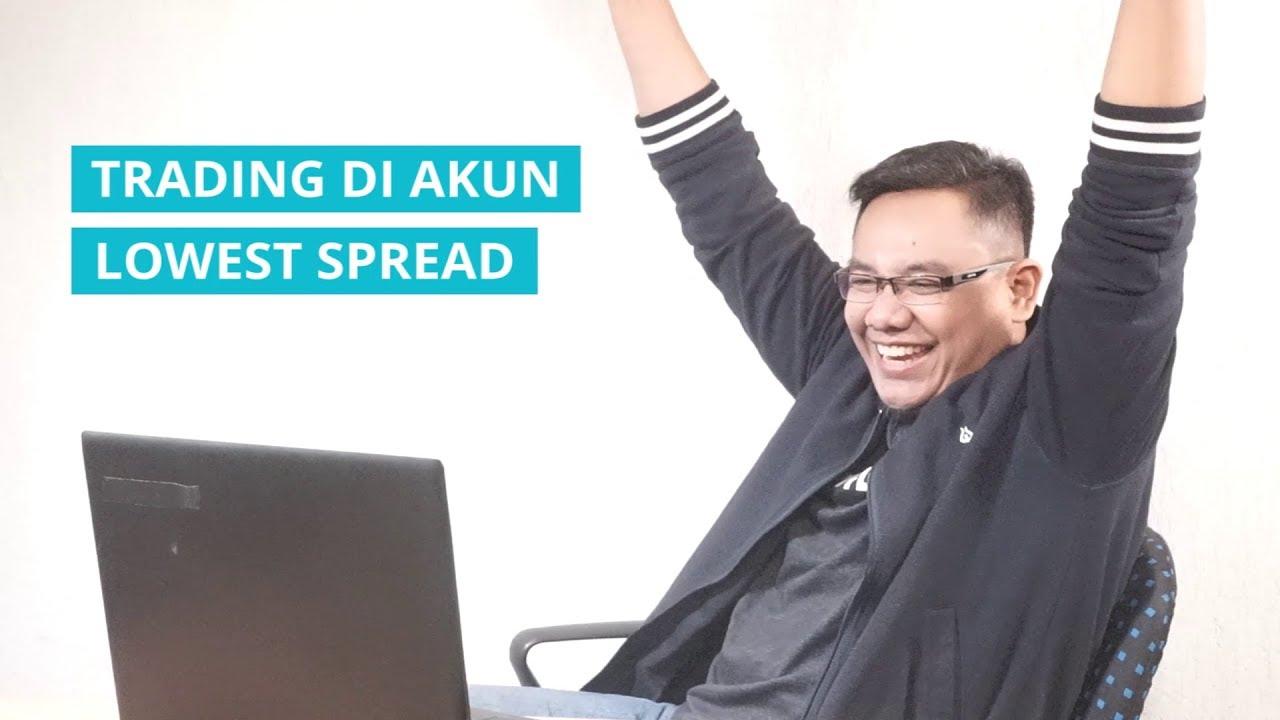 Forex minimum spread