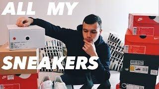 ALL MY SNEAKERS (Balenciaga, McQueen,Margiela,Nike,...)