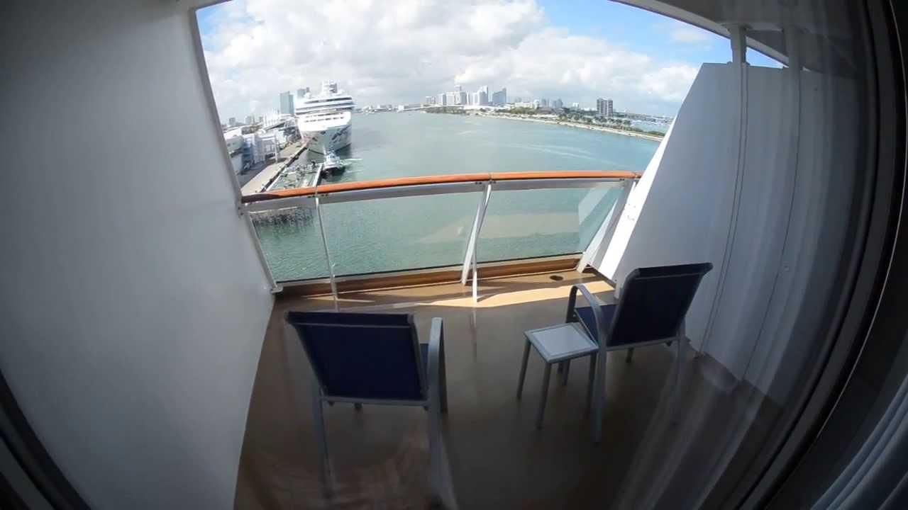New Norwegian Getaway Aft Facing Large Balcony Youtube