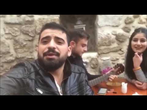 Yarı oryantel Te Ma Etmaje şarkısı, kamera arkası ile birlikte :) (mınnına vine)