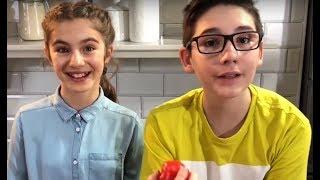 Stefcia i Mateusz zapraszają na drugą serię kulinarnych pojedynków! [Mali Szefowie]