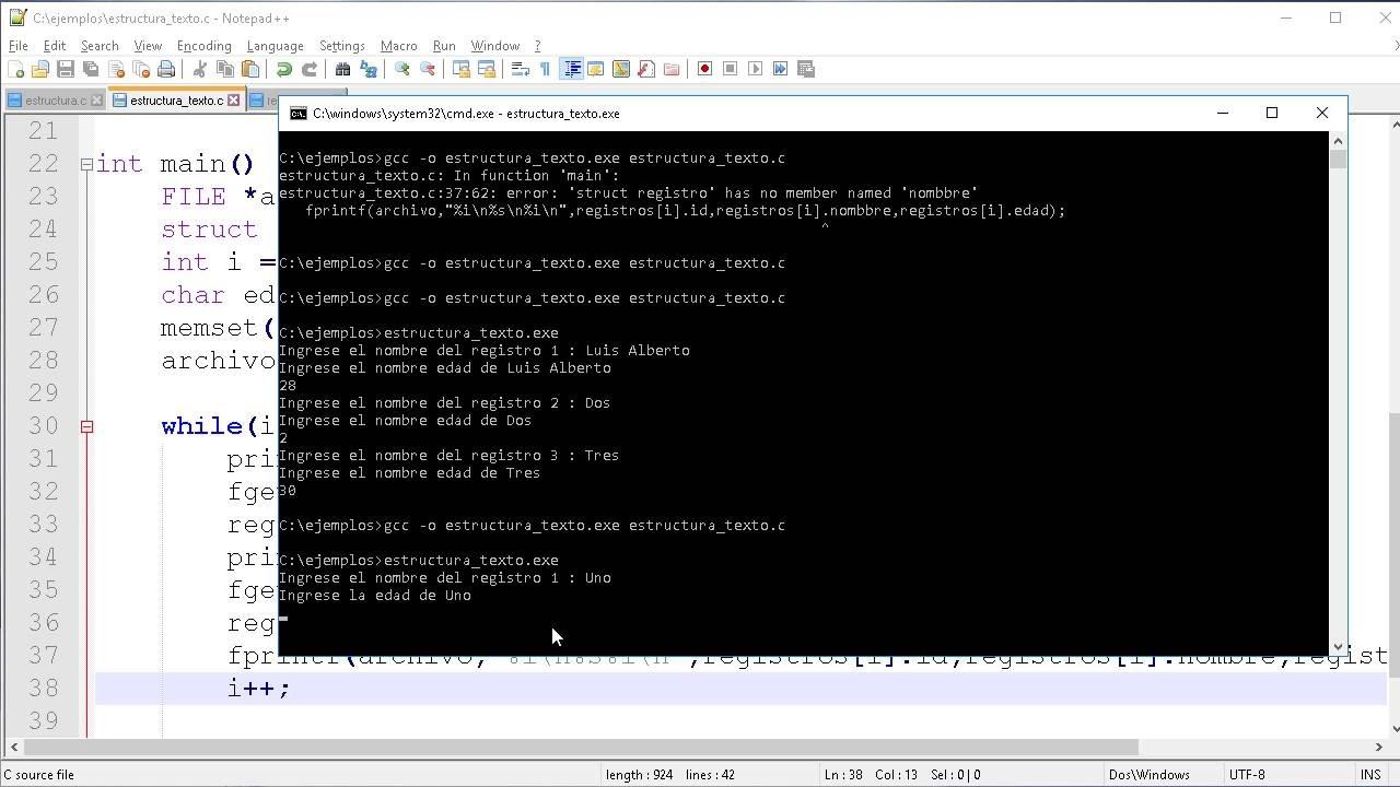 Manual De Programacion En C
