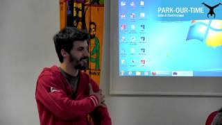 #2 Corso Parkour Sant'Antioco: Essere per Durare