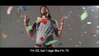 "Post Malone ft. 21 Savage - ""Rockstar"" PARODY ""GRANDMA"""