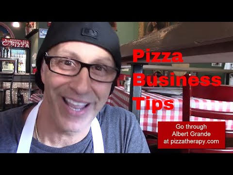 Chef Billy Manzo of Federal Hill Pizza, on Pizza Business and pizza tips