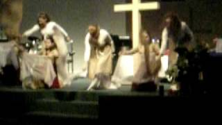 """I Believe"" by Natalie Grant, Christmas Dance 2007 Part 2"