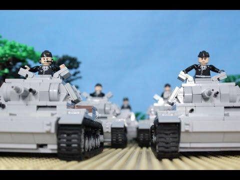 1940 Lego World War Two Second Battle of Sedan