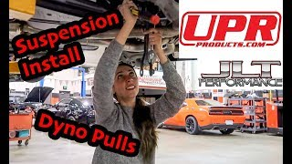 2018 Mustang GT - UPR IRS Suspension, JLT Install and E85 Dyno Pulls