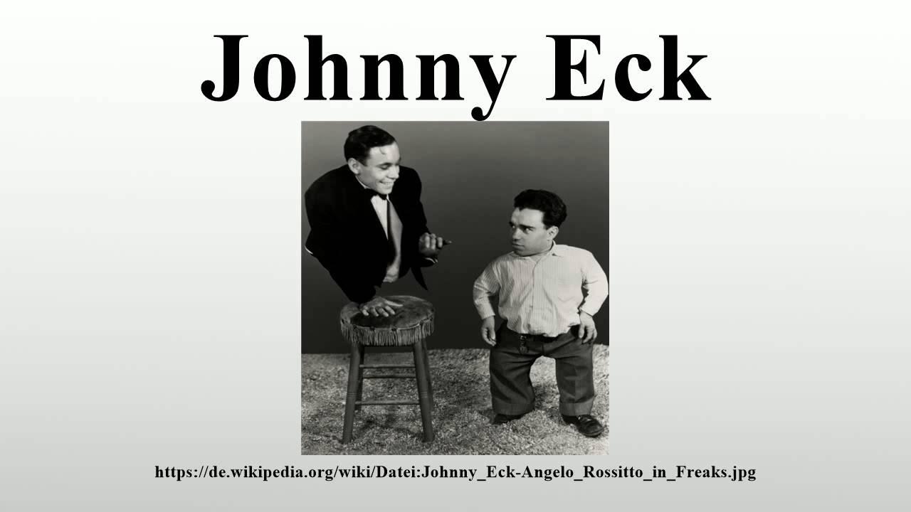 Johnny Eck 68193 Tweb