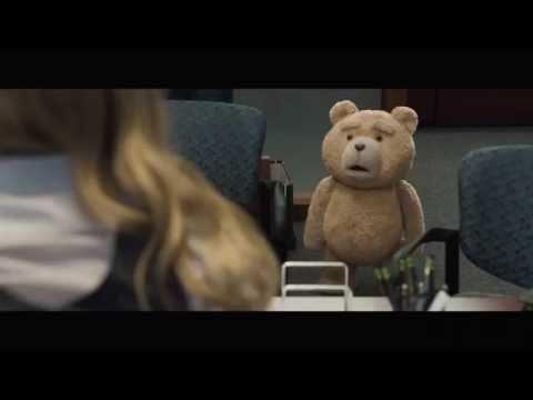 """TED 2 di Seth MacFarlane - Scena del film in italiano """"Sam L. Jackson"""""""