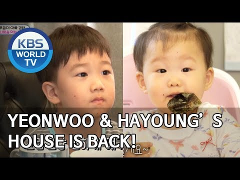 Yeonwoo And Hayoung's House Is Back! [The Return Of Superman/2019.12.15]