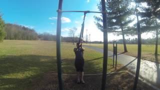 easy trx shoulder routine