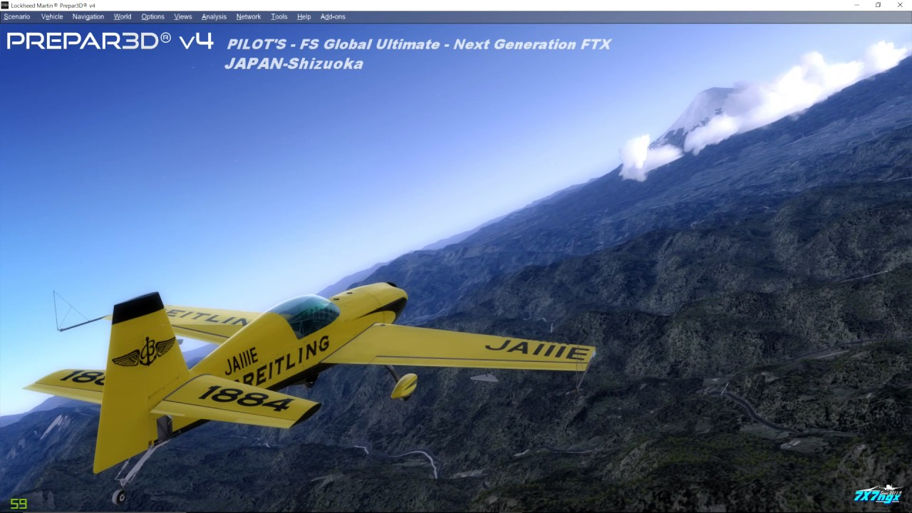 PILOT'S - FS Global Ultimate - Next Generation FTX (Download)