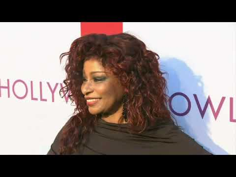 After dormant decade, Chaka Khan blooms again