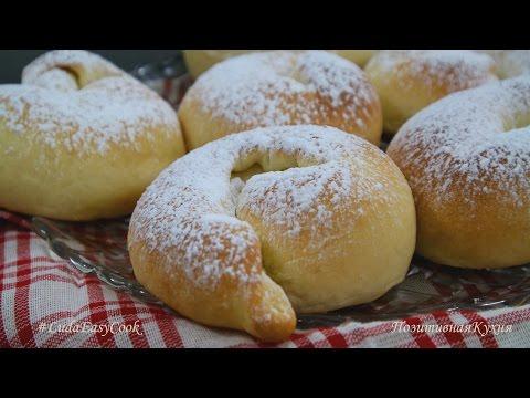 Бабушкины сдобные булочки рецепт с фото
