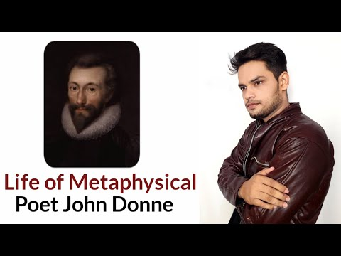 John Donne in Hindi #Metaphysical