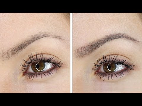 3 Ways To Fill In Your Eyebrows For A Natural Appearance – Tutorial