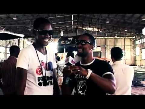 VUZU.TV: V Entertainment - Behind the Scenes with Psyfo's Number 1