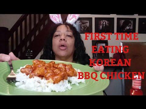 KOREAN BBQ CHICKEN REVIEW