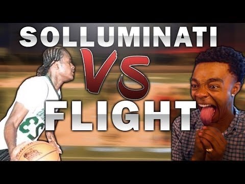 SoLLUMINATI vs Flight Reacts is Finally Here