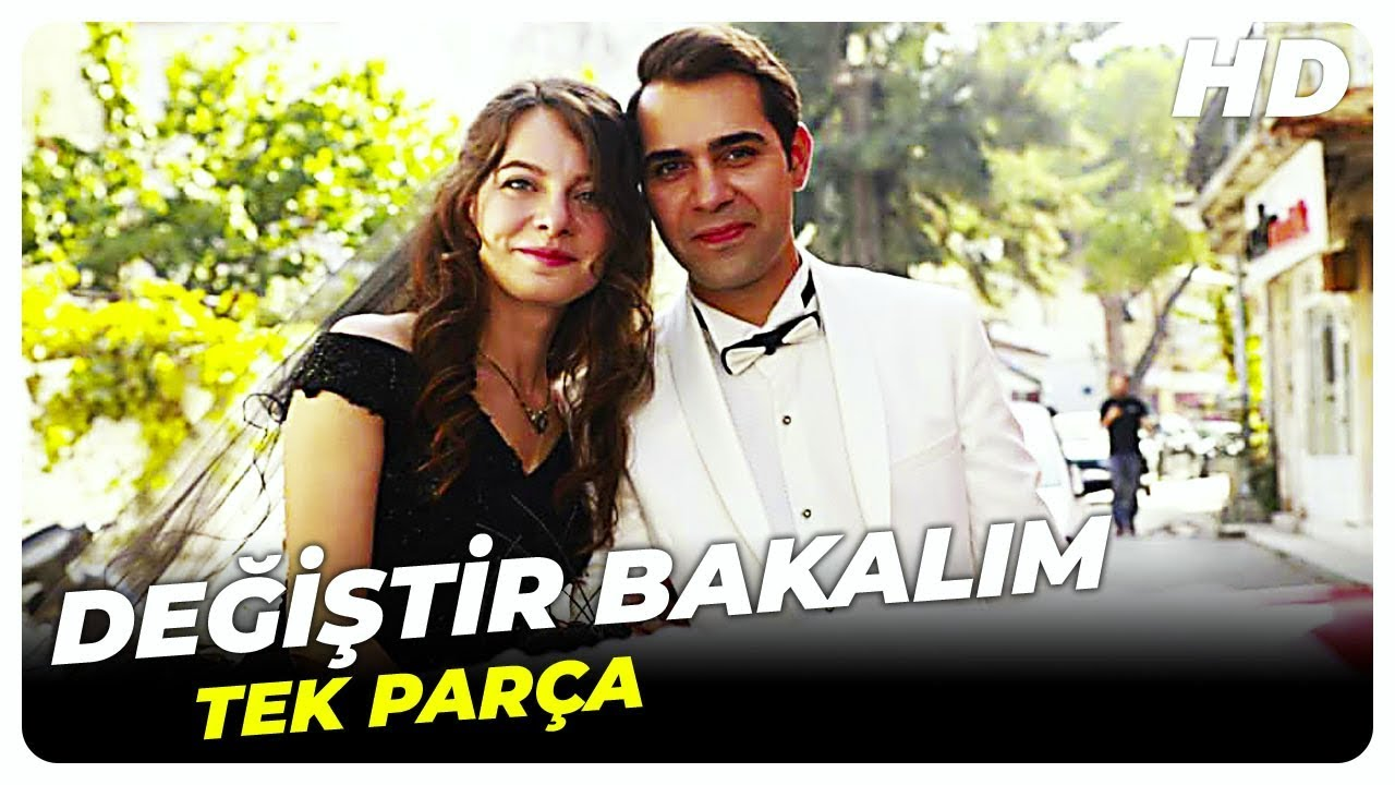 Değiştir Bakalım | Türk Komedi Filmi | Full Film İzle (HD)