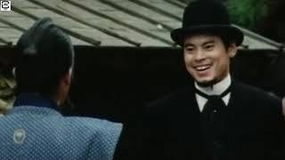 """ラスト サムライ(The Last Samurai)の「貴様ら それでも日本人か!」のシーンで""""うっかりミスを発見w"""