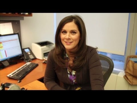 Erin Burnett: I am excited to be back