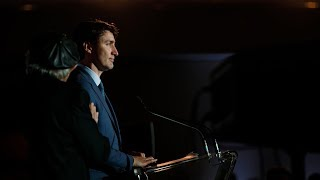 Prime Minister Trudeau delivers remarks at the March of the Living 30th Anniversary Gala