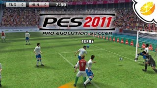 Citra Emulator Canary 451 Pro Evolution Soccer 2011 3D (GPU Shaders, Full Speed!) 1080p Nintendo 3DS